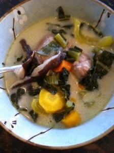 Sunshine Soup